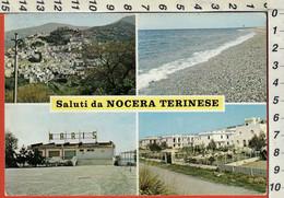 NOCERA TERINESE Catanzaro, Quattro Belle Vedutine - Viaggiata 1979 - Catanzaro