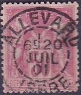 France Sage Type I  N°104 Année 1900 Oblitéré TB - 1898-1900 Sage (Tipo III)