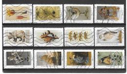 Année 2020  Série Un Cabinet De Curiosité Réf B - 2010-.. Matasellados