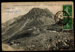 CPA SAVOIE N°1029 ROUTE DE VALLOIRE AU LAUTARET LE GRAND GALIBIER (alt 3242m) 1917 SOLY PHOT LYON - Sin Clasificación