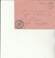 Z1 - Enveloppe Gendarmerie Maritime  Avec Cachets Poste U.M. PAPEETE -  Poste Aux Armées - Posta Marittima
