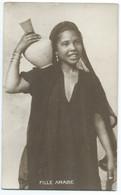 CPA ALGERIE / FILLE ARABE / NEUVE - Women