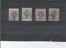 IRAN PERSE 1876 EFFIGIE DE NASR ED DIN LION - Irán
