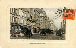 033 812 - CPA - France (75) Paris - Rue Lafayette - Sonstige