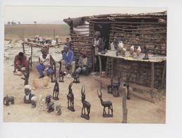 Mbabane, Manzini Markets: SWAZI ART (cp Vierge) - Swaziland