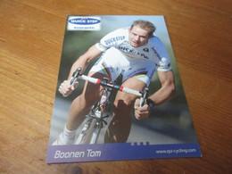 Boonen Tom - Cycling