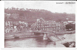 Cpa Dinant  /   St- Médard . (Briefkaart). - Dinant