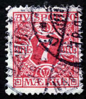 Denmark 1907  AVISPORTO MiNr. 3X  ( Lot G 1085 ) - Port Dû (Taxe)