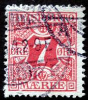 Denmark 1907  AVISPORTO MiNr. 3X  ( Lot G 1086 ) - Port Dû (Taxe)
