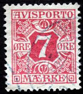 Denmark 1907  AVISPORTO MiNr. 3X  ( Lot G 1087 ) - Port Dû (Taxe)