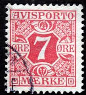Denmark 1907  AVISPORTO MiNr. 3X  ( Lot G 1088 ) - Port Dû (Taxe)