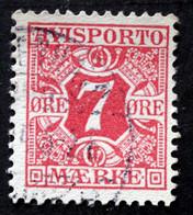 Denmark 1907  AVISPORTO MiNr. 3X  ( Lot G 1090 ) - Port Dû (Taxe)