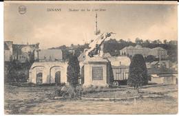 Cpa Dinant - Statue De La Lumière . (Légia). - Dinant