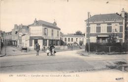 SANVIC - Carrefour Des Rues Cronstadt Et Bégouin - Other Municipalities