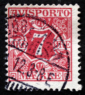 Denmark 1907  AVISPORTO MiNr. 3X  ( Lot G 1093 ) - Port Dû (Taxe)