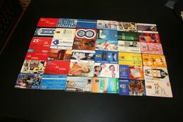 Collection De 36 Cartes Téléphoniques Différentes - Lots - Collections