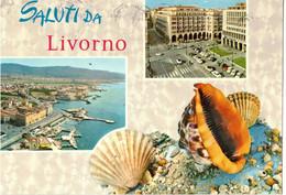 SALUTI DA LIVORNO  -   (LI) - Livorno