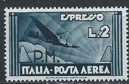 Italie YT Poste Militaire 17 Neuf Sans Charnière - XX - MNH - 1946-60: Nieuw/plakker