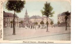 Place De L'Aurore- Zurenborg (Anvers) DVD 7229 - Antwerpen
