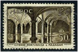 Maroc 1955 Y&T 360 ° - Usati