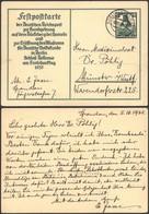 Germany 1935 - Postal Stationery P255 Berlin To Munster - Ganzsachen