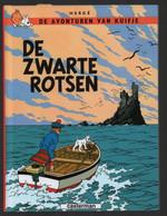 Kuifje (in A5-formaat): De Zwarte Rotsen (Hergé) (Casterman 2007) - Kuifje