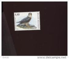 Belgie 2008 3751 Falcon Birds Andre Buzin MNH - Unused Stamps
