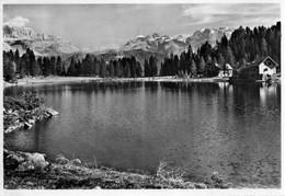 TRENTO-MADONNA DI CAMPIGLIO-RIFUGIO LAGO NAMBINO - Trento
