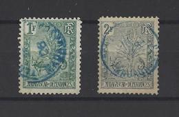 MADAGASCAR. YT   N° 75-76  Obl  1903 - Used Stamps