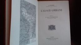 "PRIGNET A. ""L'Alsace-Lorraine"". Illus.d'Hansi ,henner...1916(col8b) - Alsace"