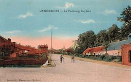 LANDRECIES - Le Faubourg Soyères - Landrecies