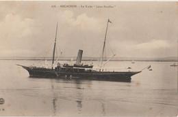 """ARCACHON - Le Yacht """" Léon Pauillac """". - Arcachon"""