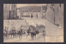 CPA [10] Aube > Bar-sur-Aube écrite Révolte Des Vignerons événements Viticoles 1911 - Bar-sur-Aube