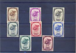 Nrs. 488/495 Postgaaf ** Prachtig MNH - Unused Stamps