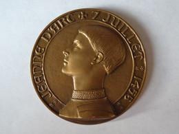 Jeanne D'Arc 1431-1456 Médaille Commémorative - Otros
