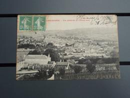 Cpa MARCOUSSIS Vue Générale De L'Etang Neuf 1908. Manoeuvres 7° Batterie En Touraine. - Altri Comuni
