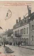 21/ Monbard -  Bureau De Poste  - Restauration Des Fils Télégraphique Et Téléphoniques ..... - Montbard