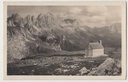 1933 (??). RIFUGIO MONTE PEZ -  TRENTO - Trento
