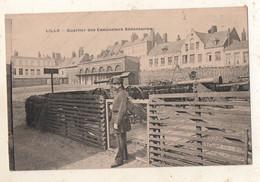 LILLE  Quartier Des Canonniers Sédentaires - Lille