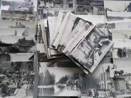 """LOT DE 100 REPRODUCTIONS DE CPA """"CARTES D'AUTREFOIS"""" - Belles Animations - Beaux Plans - 100 - 499 Karten"""