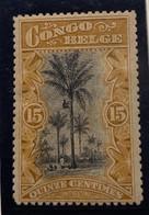 CONGO BELGE - N°52 (1909) - Cote 27€ - Forte Charnière - Otros