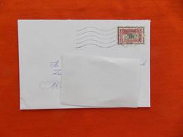 België Omslag Met Zegel Congo Belgie - Enveloppes