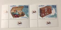 2004- Vacanze - E 0,45 E E. 0,62 - 2001-10:  Nuovi