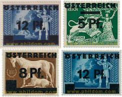 Ref. 79623 * MNH * - AUSTRIA. 1945. DIFFERENT CONTENTS . MOTIVOS VARIOS - Ongebruikt
