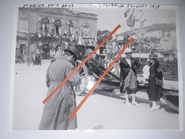 ST DIZIER  FETE DE LA VICTOIRE  14 JUILLET  1919 - Guerre, Militaire