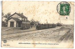 """ESSEY ET MAIZERAIS - L'arrivée Du TRAIN En Gare """"Direction De Toul"""" - Unclassified"""