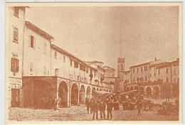 GREVE   IN   CHIANTI     IL   MERCATO  DELLE   CESTE       2 SCAN        (NUOVA) - Andere Steden