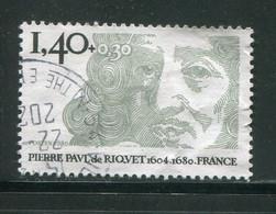 FRANCE- Y&T N°2100- Oblitéré - Used Stamps