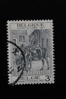 1964,BELGIQUE Y&T NO 1284 3F GRIS JOURNEE DU TIMBRE ... - Oblitérés