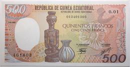 Guinée équatoriale - 500 Francos - 1985 - PICK 20 - NEUF - Equatorial Guinea